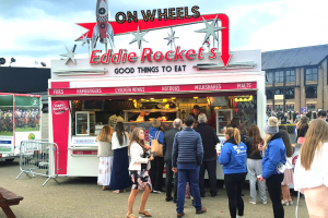 Eddie Rockets Mobiel Event Catering